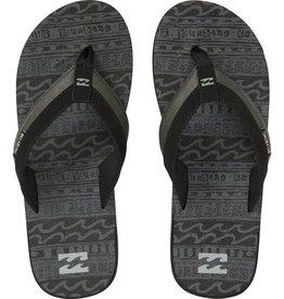 Billabong All Day Impact Print Sandals