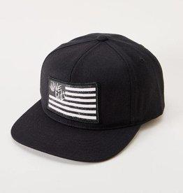 O'Neill Clothing / La Jolla Sport USA Wave Core Cap BLK