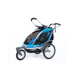 Thule Chariot Chinook 1 Aqua 1ere Annee 2014
