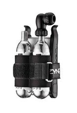 Lezyne Co2 16g Twin Kit, Co2 inflator and tire levers kit