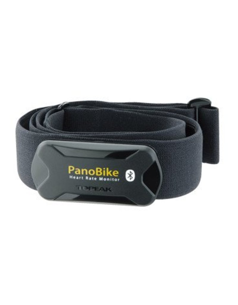 Topeak Panobike ceinture cardio Bluetooth 4.0 Smart