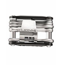 Lezyne Lezyne, RAP 13, Multi-outils, Aluminium, Outils Chrome/Vanadium, 149g