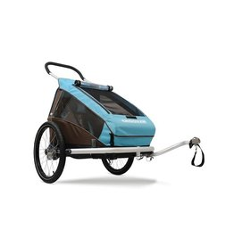 Croozer Croozer Kid Plus 1 Bleu Ciel