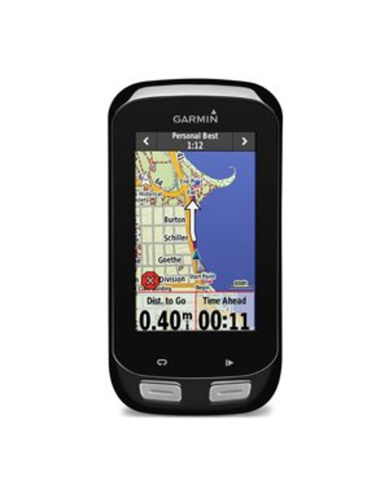 Garmin Garmin, Edge 1000, bundle, noir