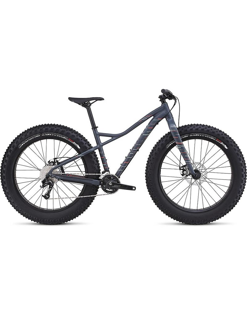 Specialized Hellga Gris/Corail Large