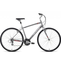 Specialized Crossroads Sport Argent/Noir/Rouge X-Large