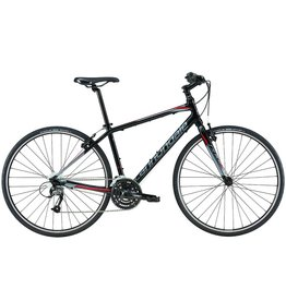 Cannondale Quick 5 Noir/Gris/Rouge X-Large