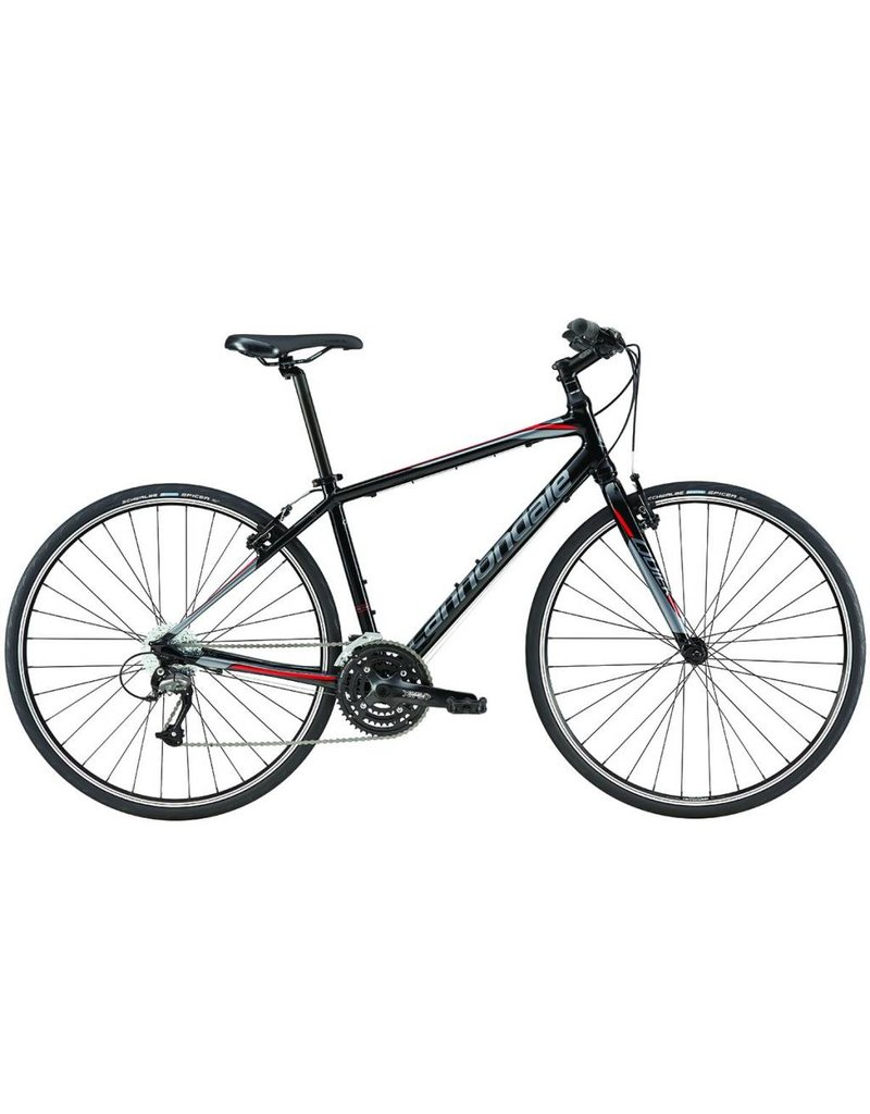 Cannondale 16 Quick 5 Noir/Gris/Rouge
