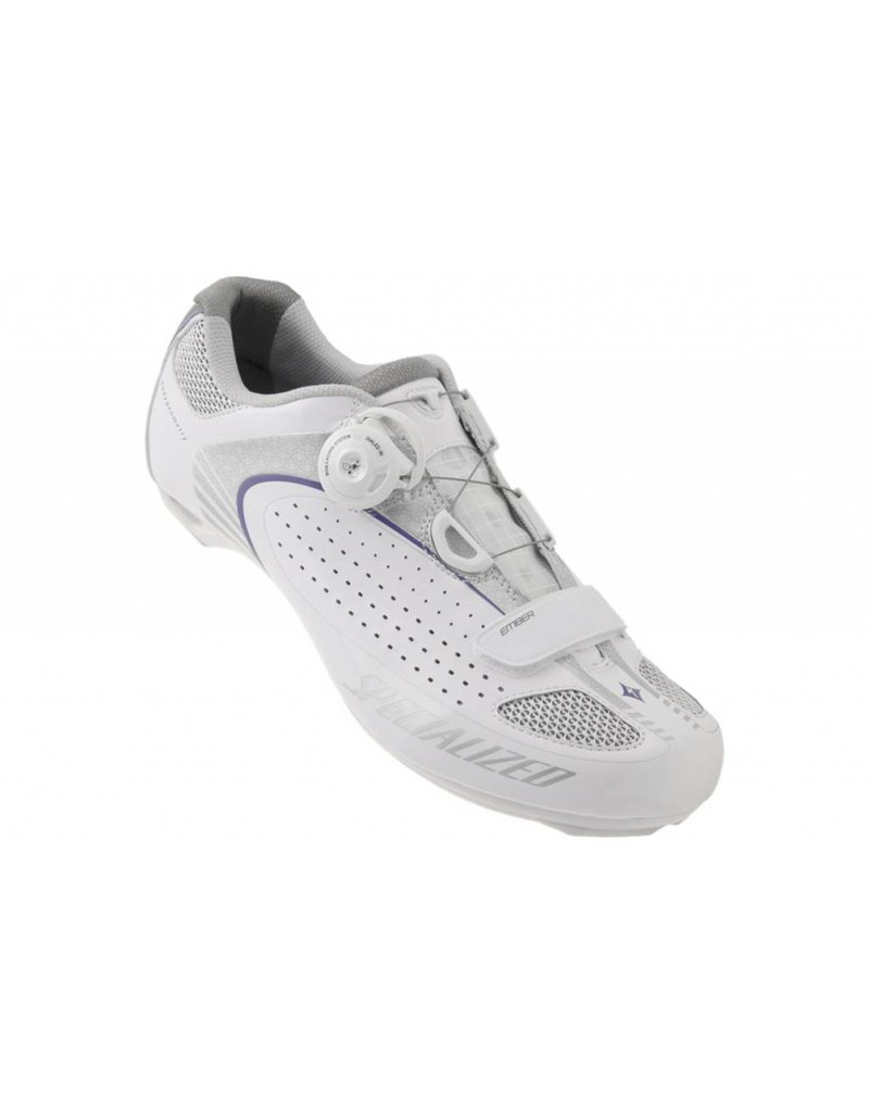 Specialized Ember Road 2013 - Blanc/Mauve 41