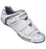 Specialized Pro Road W 2013 - Blanc/Bleu 38