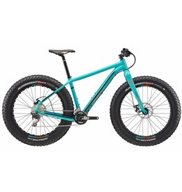 Cannondale 17 Fat CAAD 3 Turquoise