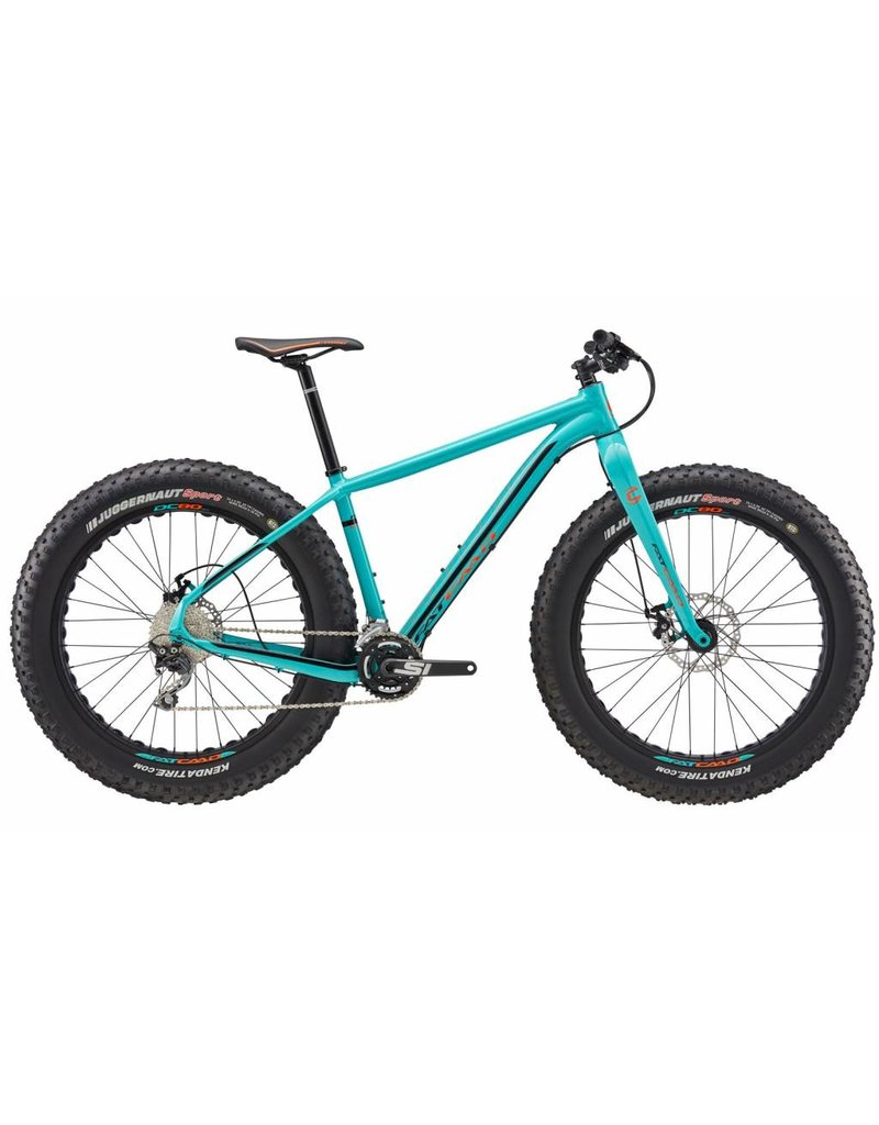 Cannondale Fat CAAD 3 Turquoise Small