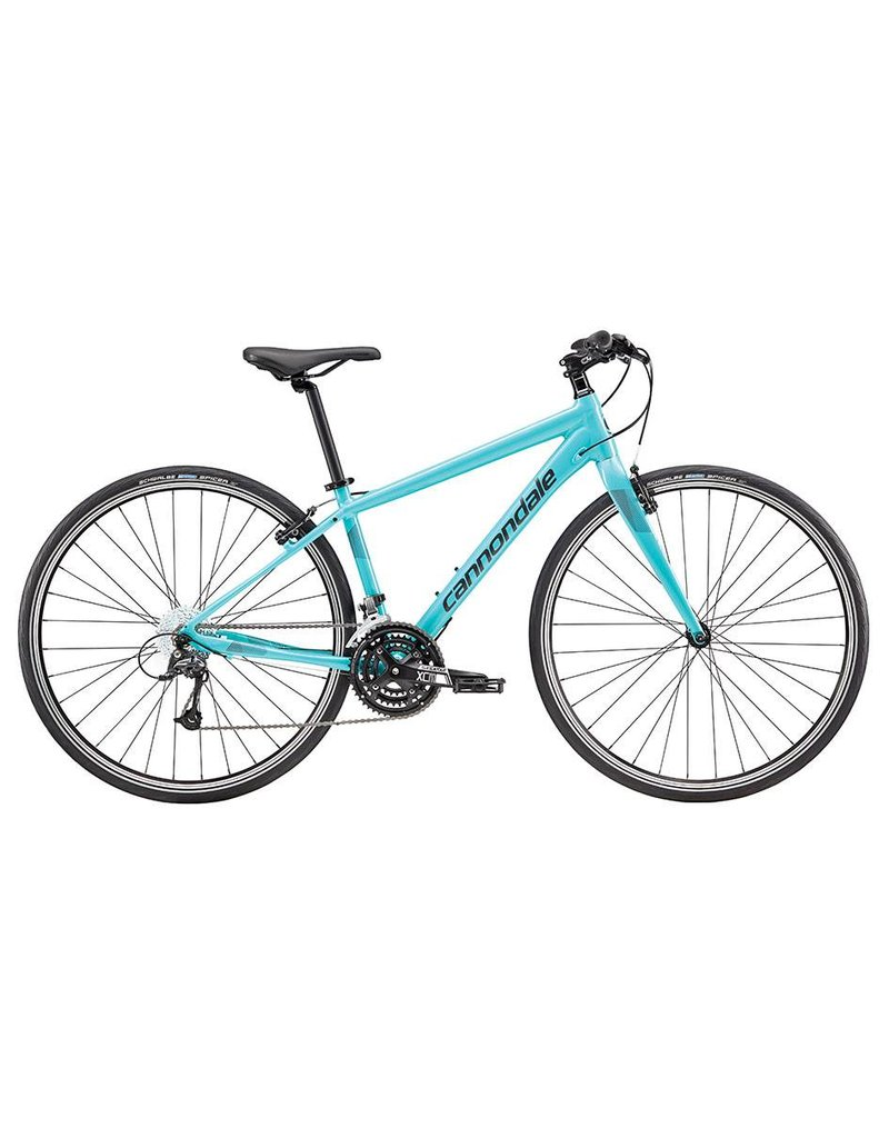 Cannondale Quick W 4 Turquoise