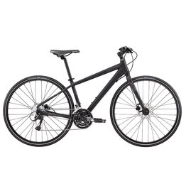 Cannondale Quick W 5 Disc noir Small
