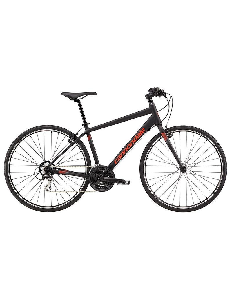Cannondale Quick 8 BBQ XX-Large