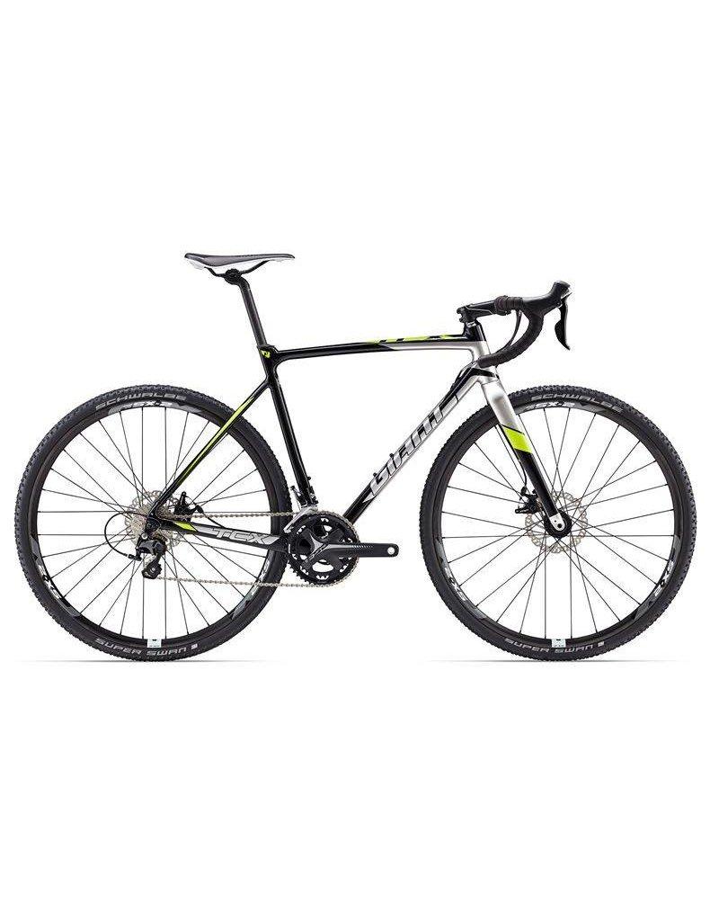 Giant 17 TCX SLR 2 Noir/Gris/Vert