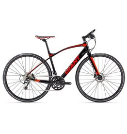 Giant Fastroad SLR 1 Noir/Rouge/Orange