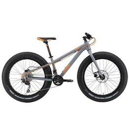 Silverback Scoop Half Fat bike Jr 24 Gris/Orange