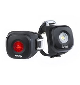Knog Blinder Mini Dot Twinpack - Noir