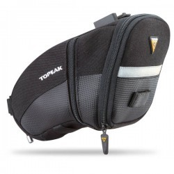 Topeak Sac de selle Aero Wedge-Medium
