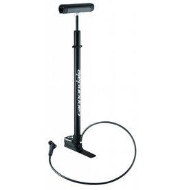Cannondale FLOOR PUMP AIRPORT CARRY ON BLACK