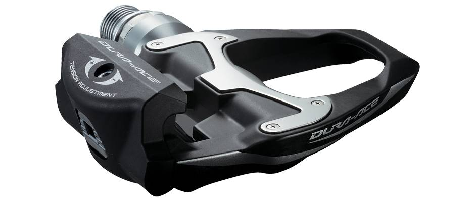 Shimano Pedales PD-9000 Dura-Ace Carbon SPD-SL