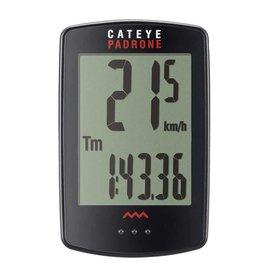 CatEye Cat Eye, Padrone, Cyclometre, Noir
