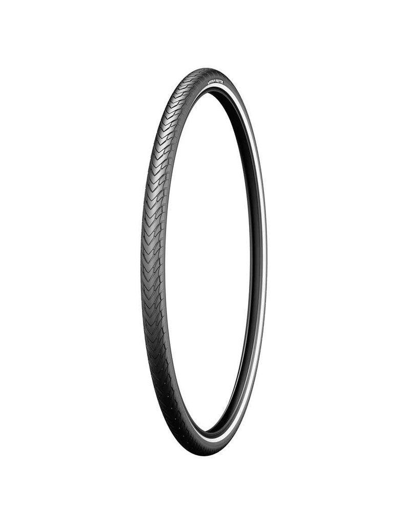 Michelin Michelin, Protek, 700x32C, Rigide, Protek 1 mm, Reflex, 22TPI, 36-87PSI, Noir