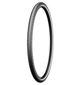 Michelin Michelin, Protek, 700x28C, Rigide, Protek 1 mm, Reflex, 22TPI, 36-87PSI, Noir