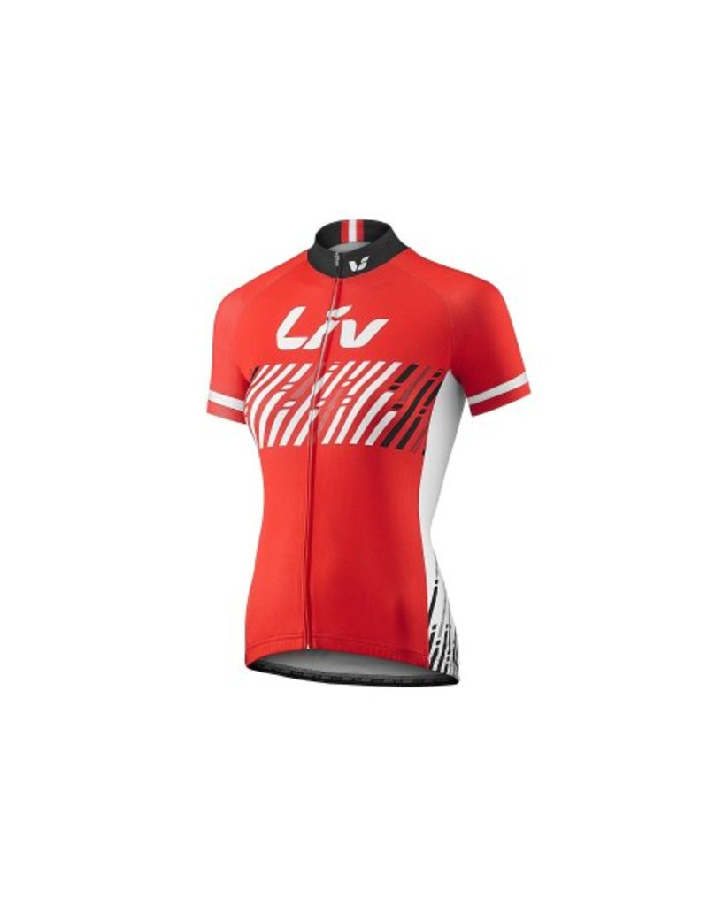 Giant Beliv Jersey Rouge/Blanc