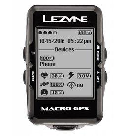 Lezyne Cyclomètre Macro GPS