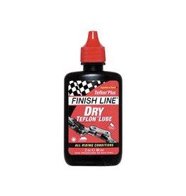 Finish Line Huile à chaîne Dry Lube Teflon Plus