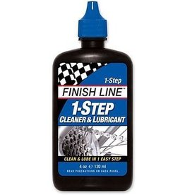 Finish Line 1-Step Nettoyeur & Lubrifiant 4oz