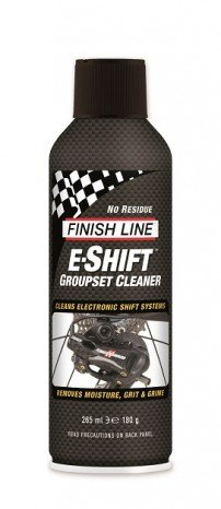 Finish Line Nettoyant de transmission E-SHIFT, Aerosol 9 OZ