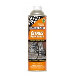 Finish Line Dégraisseur Citrus Finish Line, 20 OZ