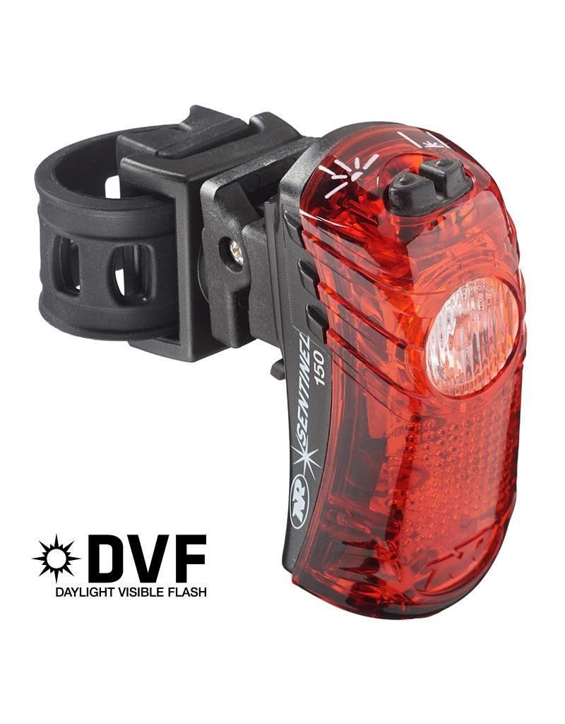 Lumière Rechargeable Arrière Sentinelle 150