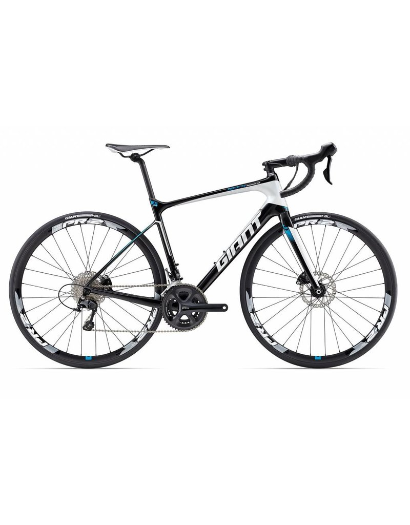 Giant Defy Advanced 2 Composite/Blanc/Bleu