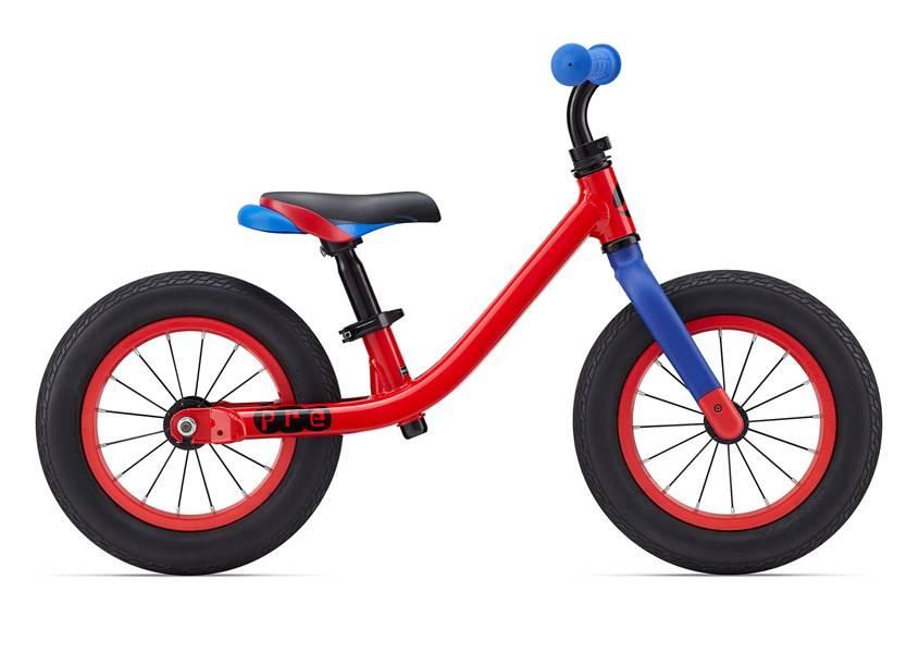 Giant Pre Push Bike Boys Red/Blue