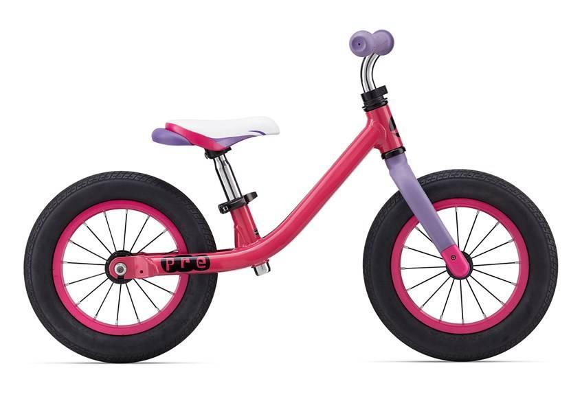 Giant Pre Push Bike Pink/Purple