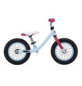 Giant Pre Push Bike Girls Light Blue/Pink