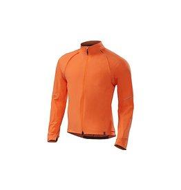 Specialized Deflect hybride jacket orange néon