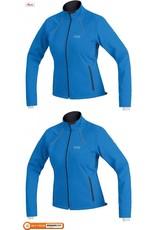 Gore Bike Wear Manteau Fusion So Lady Bleu Medium