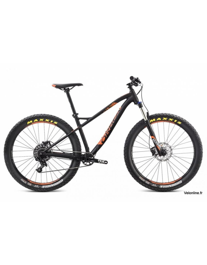 Orbea LOKI 27+ H20 Noir/Orange Medium