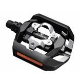 Shimano Pédales PD-T421 Shimano Platforme et Click'R SPD