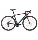 Giant TCR Advanced Pro 0 Medium/Large Composite/Rouge/Bleu
