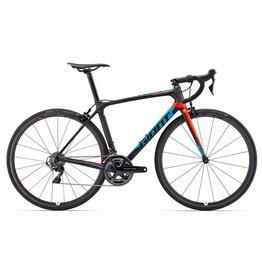 Giant 17 TCR Advanced Pro 0 Medium/Large Composite/Rouge/Bleu