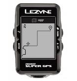 Lezyne Lezyne, Super GPS, Cyclometre, Unite