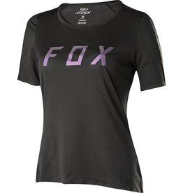 FOX Women's Attack Jersey Noir