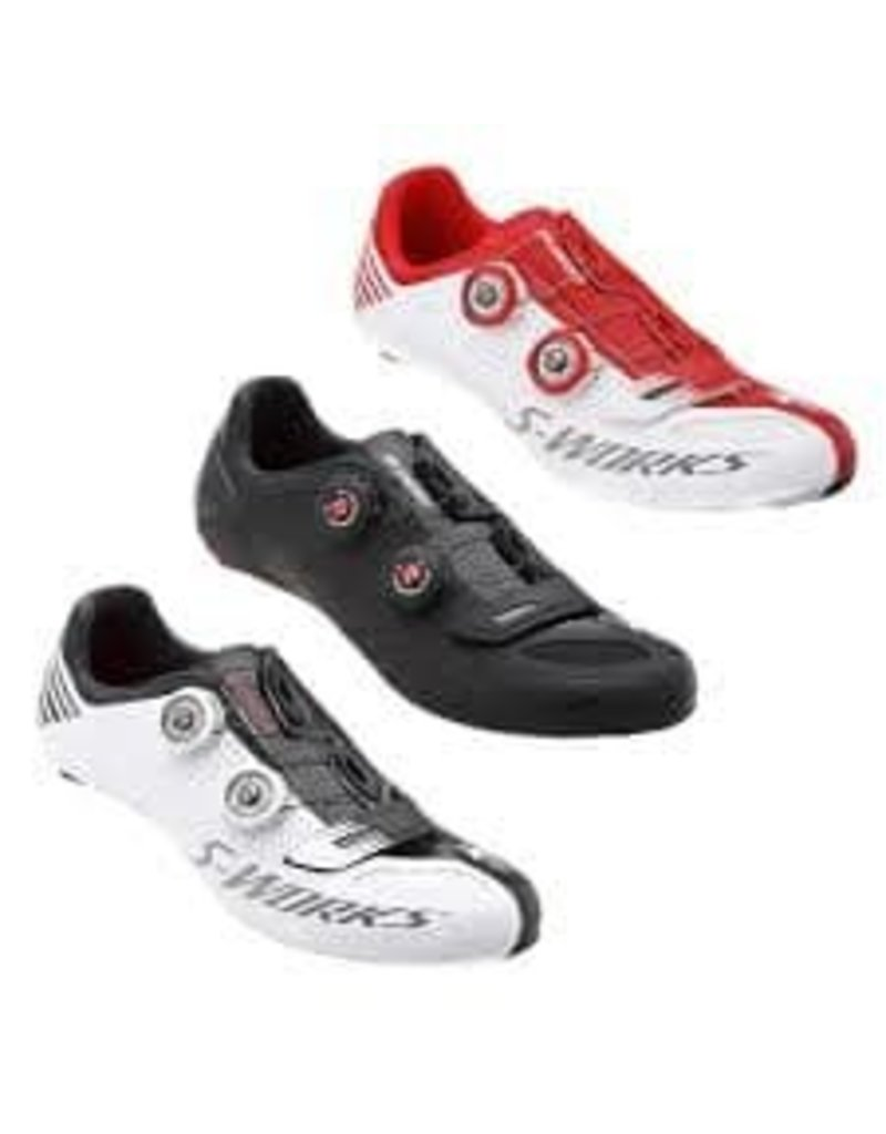 Specialized S-WORKS ROAD BLANC/ROUGE 43.5