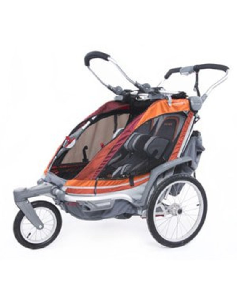 Thule Chariot Chinook 1 Citrouille 1ere Annee 2014